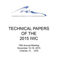 IWC 2015 Technical Papers